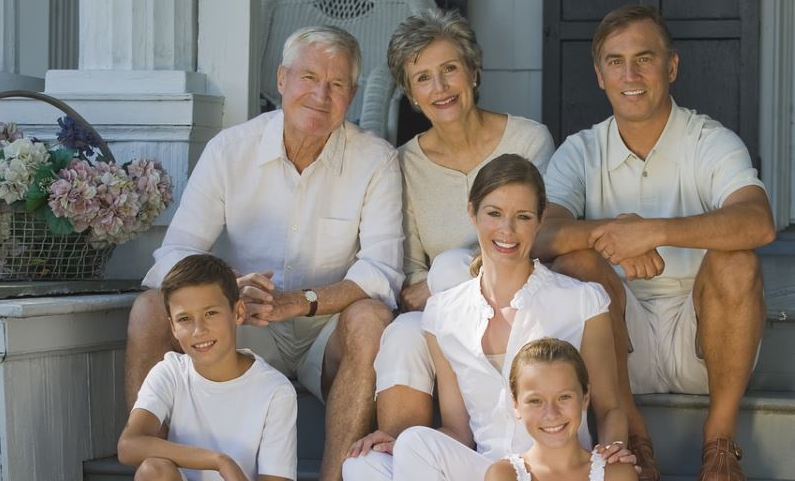 Multigenerational Living Trend in Housing