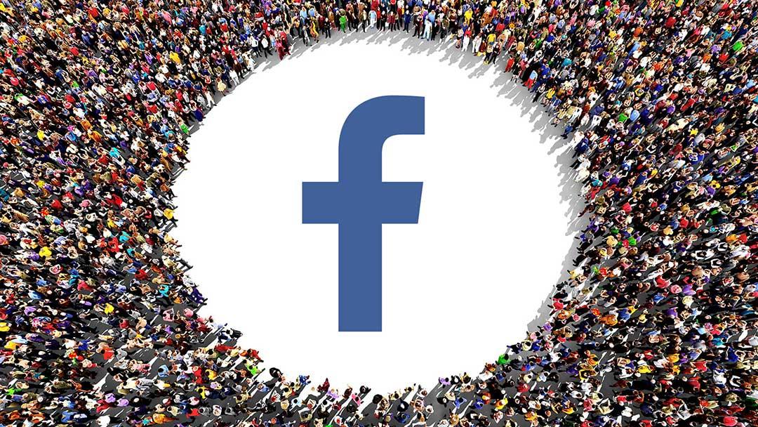 Image result for facebook crowd