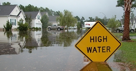 Handling Homes in Natural Disaster Areas