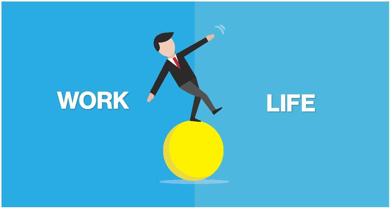 How to keep work life balance