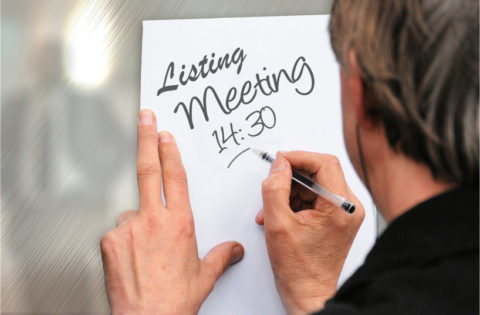 Receiving Positive Feedback from Every Listing Meeting