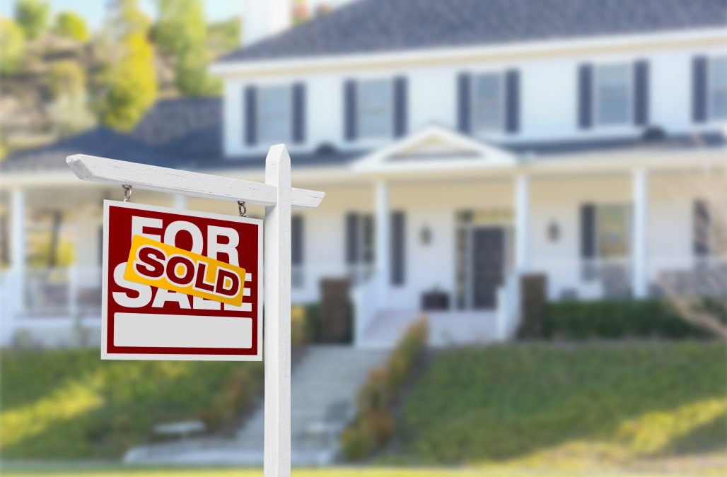 Breaking News: Home Sales Slowly Start to Rise
