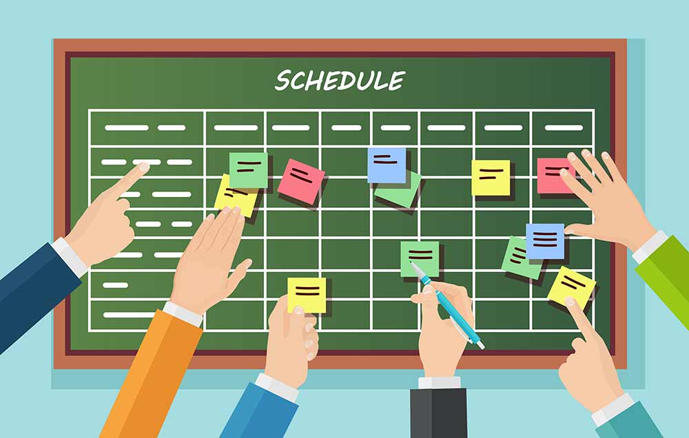 Scheduling: Are You Making the Best Use of Your Time?