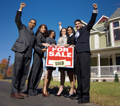 new real estate agents