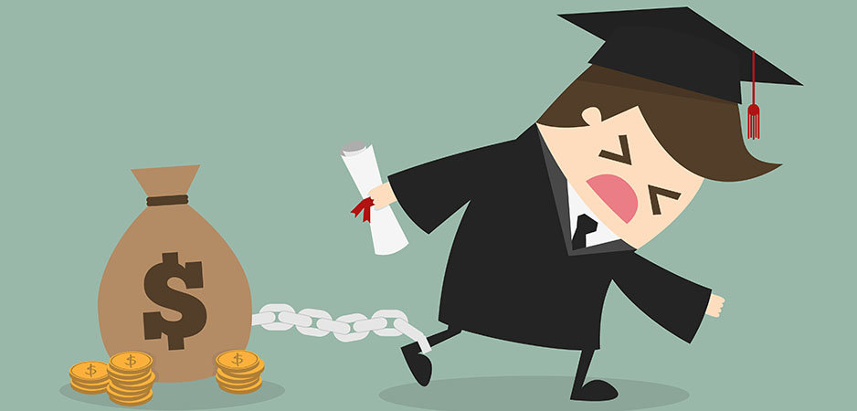 Lessons In Foresight From Student Loan Debt